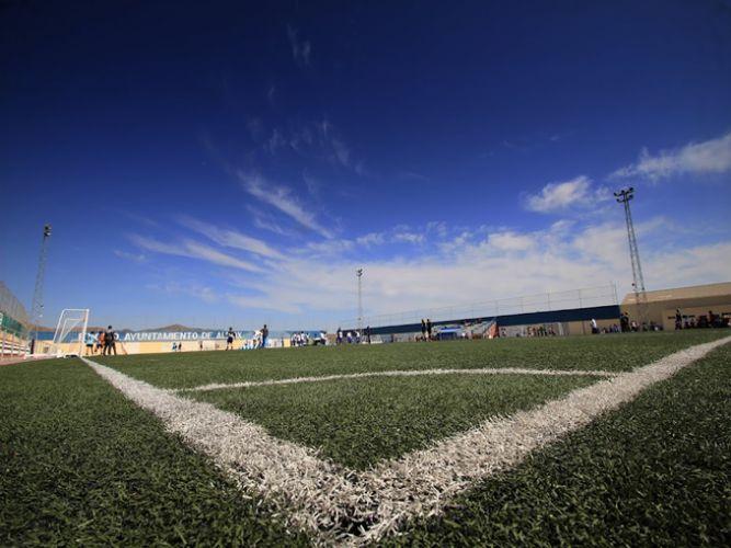 Campo de Futbol Las Ventas